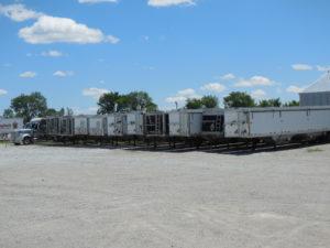 nebraska grain hopper trailer for rent